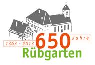 650_Jahre_Ruebgarten_Logo