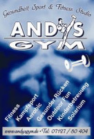 Gesundheit, Sport & Fitness Studio
