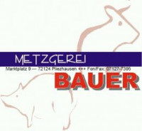 Metzgerei Bauer