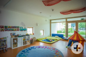 Kinderhaus 1-3 Gniebel Spielzimmer