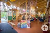 Kinderhaus 4-6 Arche Innenansicht 1