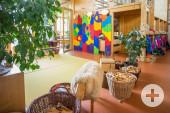 Kinderhaus 4-6 Arche Innenansicht 2
