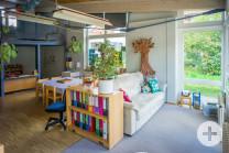 Kinderhaus 4-6 Gniebel Spielbereich