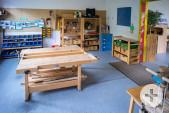 Kinderhaus 4-6 Rübgarten Werkbereich